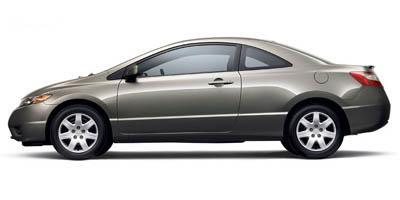 Perfect 2007 Honda Civic Coupe Vehicle Photo In San Antonio, TX 78238
