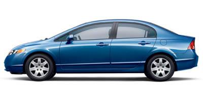2007 Honda Civic Sedan Vehicle Photo in Austin, TX 78759