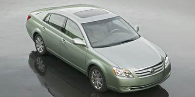 2007 Toyota Avalon Vehicle Photo in Decatur, IL 62526