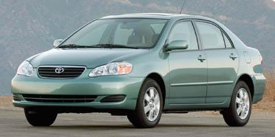 2007 Toyota Corolla Vehicle Photo in San Leandro, CA 94577