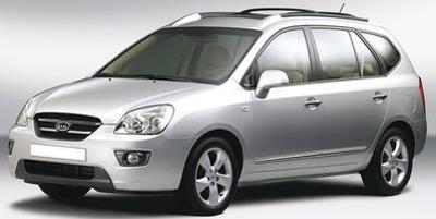 2007 Kia Rondo Vehicle Photo in Plainfield, IL 60586-5132