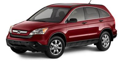 2007 Honda CR-V Vehicle Photo in Emporia, VA 23847