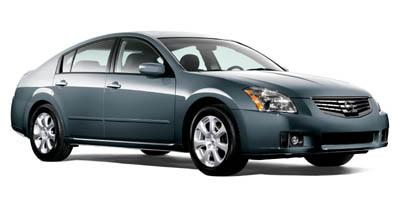 2007 Nissan Maxima Vehicle Photo In Sumter, SC 29150