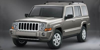 2007 Jeep Commander Vehicle Photo In Big Spring, TX 79720