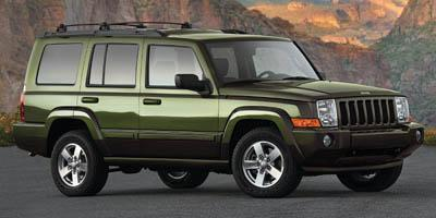 2007 Jeep Commander Vehicle Photo in Torrington, CT 06790