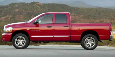 2007 Dodge Ram 1500 Vehicle Photo in Vincennes, IN 47591