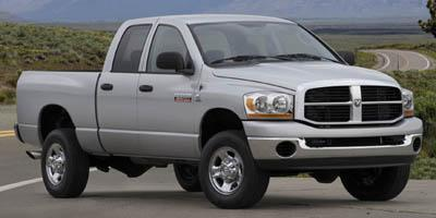 2007 Dodge Ram 2500 Vehicle Photo in Danville, KY 40422