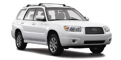 2007 Subaru Forester Vehicle Photo in Quakertown, PA 18951