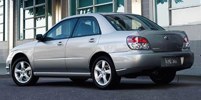2007 Subaru Impreza Sedan Vehicle Photo in Colorado Springs, CO 80920