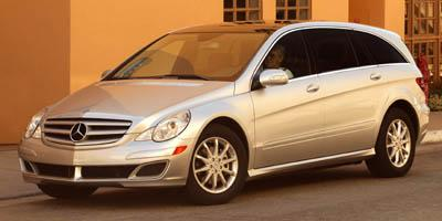 2007 Mercedes-Benz R-Class Vehicle Photo in Knoxville, TN 37912