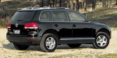 2007 Volkswagen Touareg Vehicle Photo in Doylestown, PA 18976