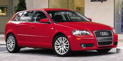 2007 Audi A3 Vehicle Photo in San Leandro, CA 94577