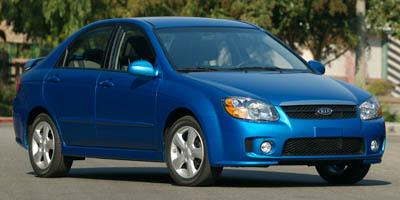 2007 Kia Spectra Vehicle Photo in Bend, OR 97701