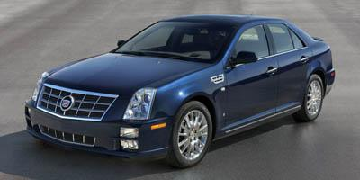 2008 Cadillac STS Vehicle Photo in Greensboro, NC 27405