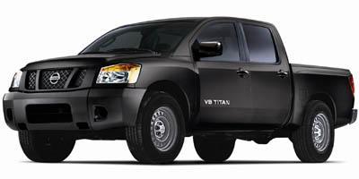 2008 Nissan Titan (2008.5) Vehicle Photo in Albuquerque, NM 87114