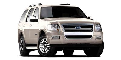 2008 Ford Explorer Vehicle Photo in Fort Worth, TX 76116