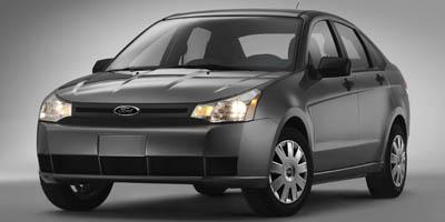 2008 Ford Focus Vehicle Photo in Spokane, WA 99207