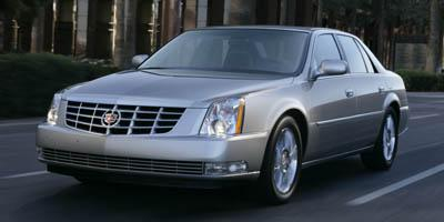 2008 Cadillac DTS Vehicle Photo in Warren, OH 44483