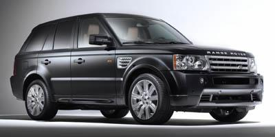 2008 Land Rover Range Rover Sport Vehicle Photo in Northbrook, IL 60062