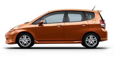 2008 Honda Fit Vehicle Photo in Akron, OH 44303