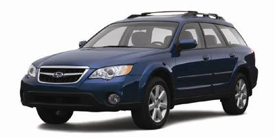2008 Subaru Outback Vehicle Photo in Lake Bluff, IL 60044
