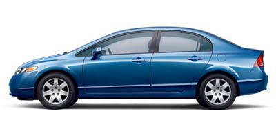 2008 Honda Civic Sedan Vehicle Photo in Richmond, VA 23231