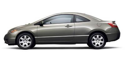 2008 Honda Civic Coupe Vehicle Photo in Colorado Springs, CO 80905