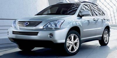 2008 lexus rx400h hybrid