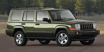 2008 Jeep Commander Vehicle Photo in El Paso, TX 79922