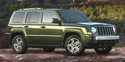 2008 Jeep Patriot Vehicle Photo in Kansas City, MO 64114