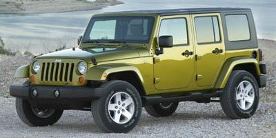 2008 Jeep Wrangler Vehicle Photo in Mission, TX 78572