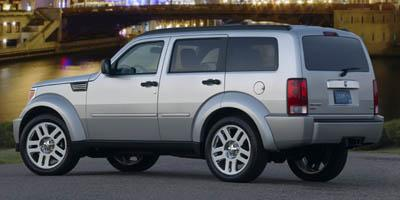 2008 Dodge Nitro Vehicle Photo in Wesley Chapel, FL 33544