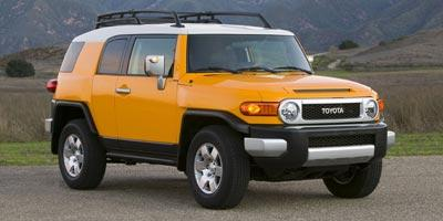 2008 Toyota FJ Cruiser Vehicle Photo in Colorado Springs, CO 80905