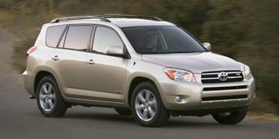 2008 Toyota RAV4 Vehicle Photo in Akron, OH 44312