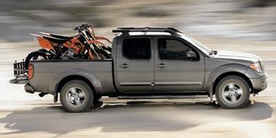 2008 Nissan Frontier Vehicle Photo In San Leandro, CA 94577