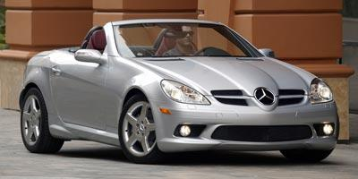 2008 Mercedes-Benz SLK-Class Vehicle Photo in Colorado Springs, CO 80905