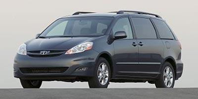 2008 Toyota Sienna Vehicle Photo in Austin, TX 78759