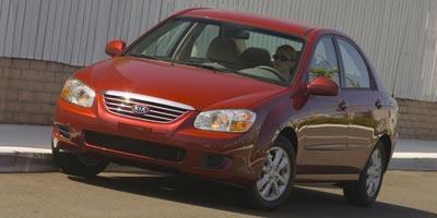 2008 Kia Spectra Vehicle Photo in Colorado Springs, CO 80920