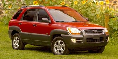 2008 Kia Sportage Vehicle Photo in Atlanta, GA 30350