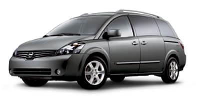 2008 Nissan Quest Vehicle Photo in Midlothian, VA 23112