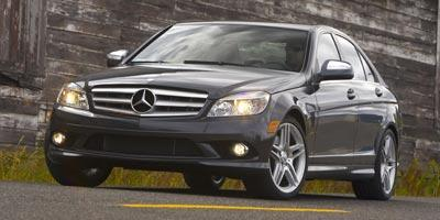 2008 Mercedes-Benz C-Class Vehicle Photo in Tallahassee, FL 32304