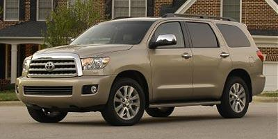 2008 Toyota Sequoia Vehicle Photo in Pahrump, NV 89048