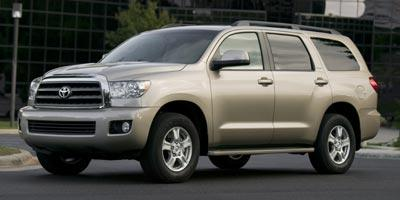 2008 Toyota Sequoia Vehicle Photo in Colorado Springs, CO 80920
