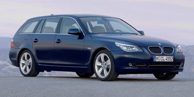 2008 BMW 535xiT Vehicle Photo in West Chester, PA 19382