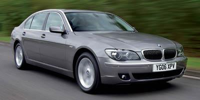 2008 BMW 750Li Vehicle Photo in Wendell, NC 27591