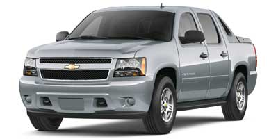 2008 Chevrolet Avalanche Vehicle Photo in Madison, WI 53713