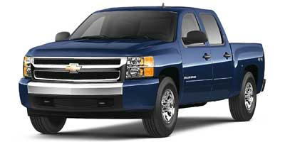 2008 Chevrolet Silverado 1500 Vehicle Photo in Val-d'Or, QC J9P 0J6