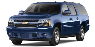 2008 Chevrolet Suburban Vehicle Photo in Kernersville, NC 27284