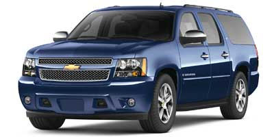 2008 Chevrolet Suburban Vehicle Photo in Independence, MO 64055