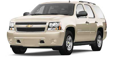 2008 Chevrolet Tahoe Vehicle Photo in Greeley, CO 80634